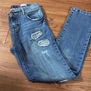 2/$10 👖Children's place size 14 boy fit jeans